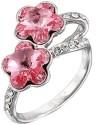 Favola Crystallized Crystal Swarovski Crystal Ring
