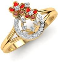 Caratify Marin Yellow Gold Diamond Yellow Gold 14 K Ring