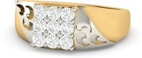 WearYourShine By PCJ The Ames 18kt Diamond Yellow Gold Ring