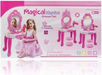 Planet Of Toys Magical Dresser Play Set