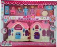 Vaibhav My Sweet Home Dream Doll House Toys For Kids
