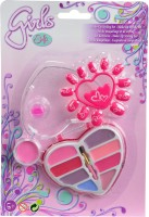 Simba Steffi Love Girls Make-Up Styling Set Heart (color May Vary)