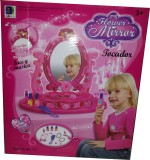 Toyzstation Role Play Toys Toyzstation Flower Mirror Set