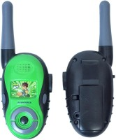 Speoma Ben 10 Walkie Talkie Toy Set With Radio Control & Antenna(color May Vary) (color May Vary)