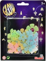 Simba Glow In The Dark - Colourful Decoration Set Bear (color May Vary)