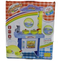 ToyTree Kitchen Set With Light And Music (color May Vary)