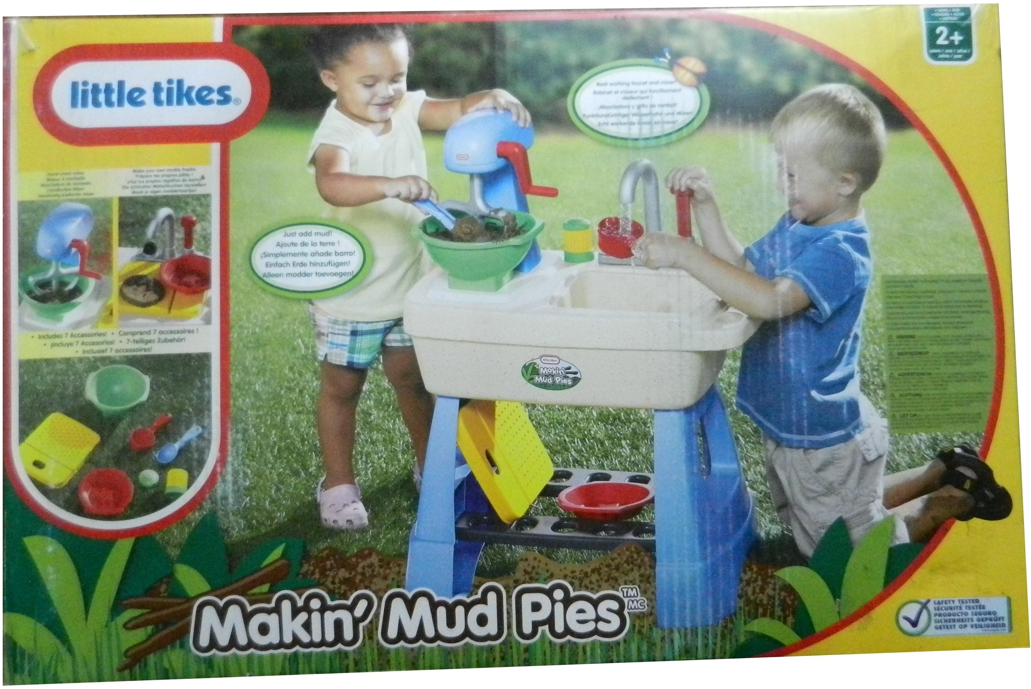little tikes makin mud pies kitchen.little tikes makin' mud pies