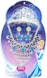 Disney Role Play Toys Disney Tiara and Jewelry Set