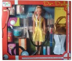 New Pinch Dolls & Doll Houses New Pinch Dr.Dolly Doll First Aid Kit