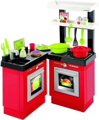 Ecoiffier Pro Cook Modern Kitchen At 40% + 15% Off - Flipkart Best Deal