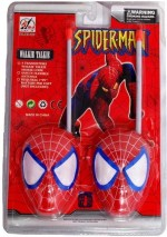 New Pinch Role Play Toys New Pinch Spiderman Walkie Talkie