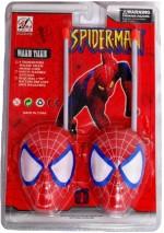 Shop & Shoppee Role Play Toys Shop & Shoppee Spiderman Walkie Talkie
