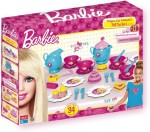 Barbie Role Play Toys Barbie Tea Set
