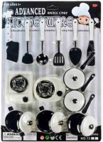 New Pinch Chef Kitchen Ware Set For Kids (color May Vary)