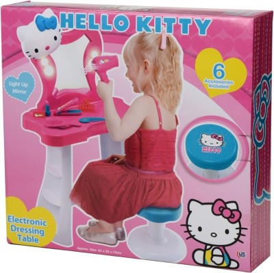Hello Kitty Role Play Toys Hello Kitty Dressing Table