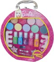 Barbie Beauty Collection - Round Case - Toy Cosmetic