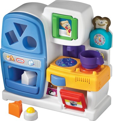 (50% Off )Little Tikes Discover Sounds Kitchen @Rs.1149(MRP : Rs.2299)