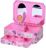 Barbie Role Play Toys Barbie PaperwrapJwlleryBox B 367