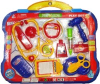 Rahul Toys TOOTPADO DOCTER SET FOR KIDS WITH ALL INSTRUMENTS IN IT FOR PLAYING AND LEARNING