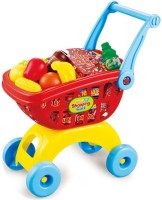 Toys Bhoomi Super Fun Mini Shopping Trolley With Toy Food Play