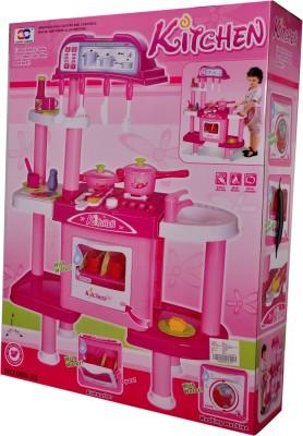 Mera toy shop kitchen set 32 for Kitchen set on flipkart