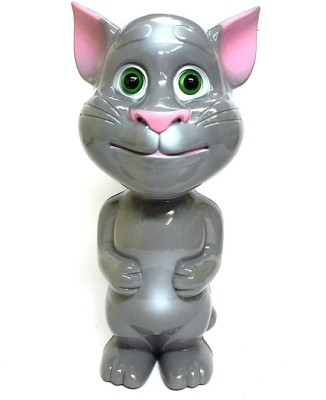 Shop & Shoppee Role Play Toys Shop & Shoppee Talking Tom Mimicry Cat with Recording
