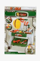 Planet Of Toys Tools Play Set Table (color May Vary)