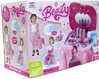 Mera Toy Shop STOOL AND BEAUTY PLAY SET (Multicolor)