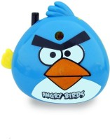 Shoplorry Angry Bird Image Projector Toy - Blue & Yellow Color