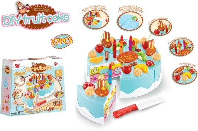 Kreative Box Role Play Toys Kreative Box DIY Fruit Cake