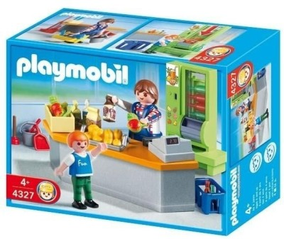 Playmobil Role Play Toys Playmobil School Cafeteria