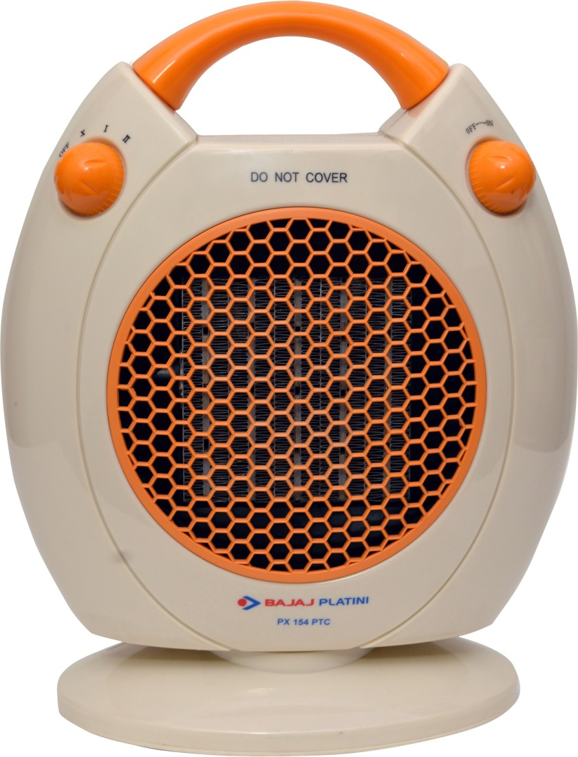 Bajaj Platini PX154 PTC PX154 PTC Fan Room Heater