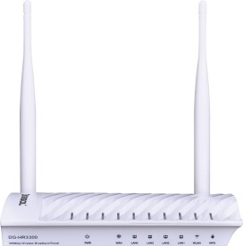 Digisol DG-HR3300 300 Mbps Wireless Broadband Home Router