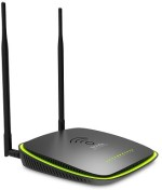 Tenda DH301 Wireless N300 ADSL2+ High Power Modem Router with USB port
