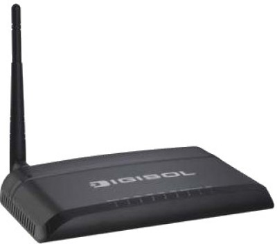 Buy Digisol 150 Mbps Wireless 3G Broadband Router: Router