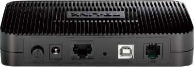 TP-LINK TD-8817 ADSL2 Ethernet/USB Wired with Modem Router (Black)