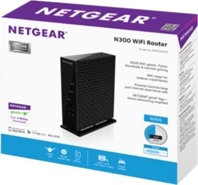 Netgear WNR2000 N300 Wireless without Modem Router