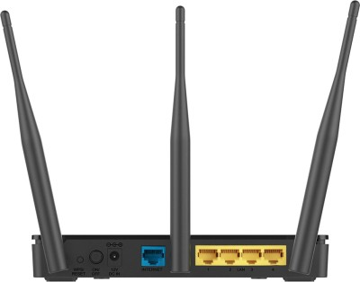 D-Link DIR-816 Wireless AC750 Dual Band Router (Black)