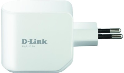 D-Link DAP-1320 Wireless Range Extender (White)