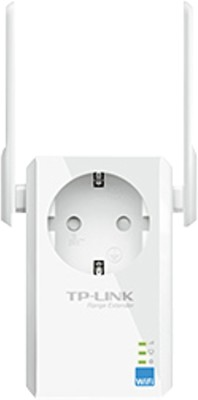 TP-LINK TL-WA860RE 300 Mbps Wi-Fi Range Extender with AC Passthrough