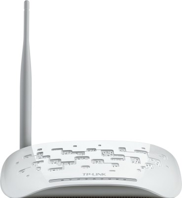 Buy TP-LINK TD-W8951ND 150Mbps Wireless N ADSL2 Modem Router: Router
