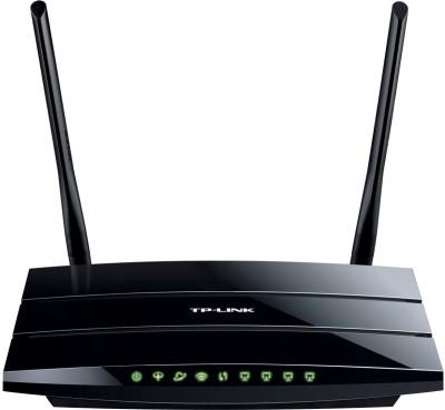 TP-LINK TD-W8970 300Mbps Wireless N Gigabit ADSL2+ Modem Router (Black)