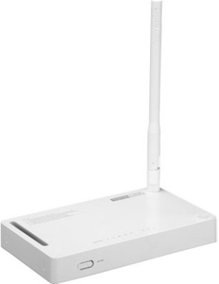 Toto Link ND150 Wireless N ADSL2 Modem 150 Mbps Router (White)