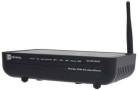 Digisol 150 Mbps Wireless ADSL2 / 2 + Broadband Router