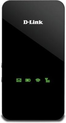 D-Link DLINK DWR 720�HSPA+ MOBILE ROUTER (black)