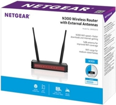 Netgear JWNR2010 N300 Wireless Router