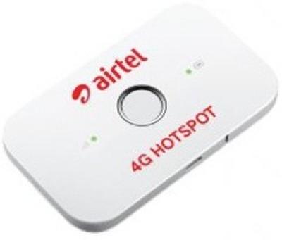 Airtel Huawei E5573-606 4g/3g/2g Unlocked (White)