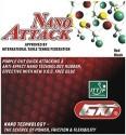 GKI Nano Attack 2.1 Mm Table Tennis Rubber - Black