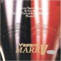 Yasaka Mark V Max Table Tennis Rubber - Black