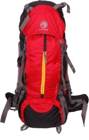 Python Georgia Red 508 Backpack Rucksack  - 75 L